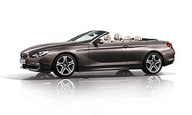 BMW Série 6 Cabriolet