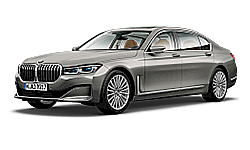 BMW THE NEW 7