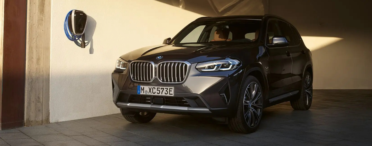 BMW X3 xLine Hybride Rechargeable