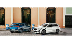 LES SUV HYBRIDES RECHARGEABLES BMW.