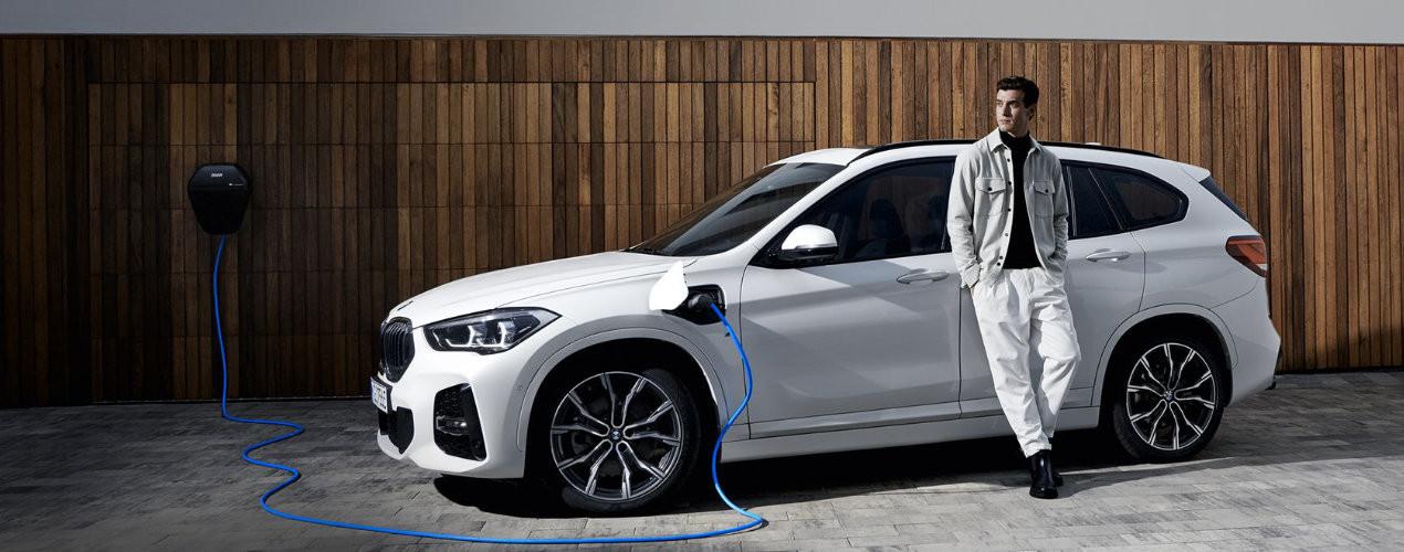 LES HYBRIDES RECHARGEABLES BMW.